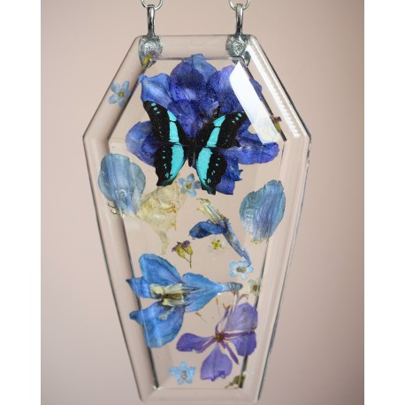 Butterfly Coffin Hanger